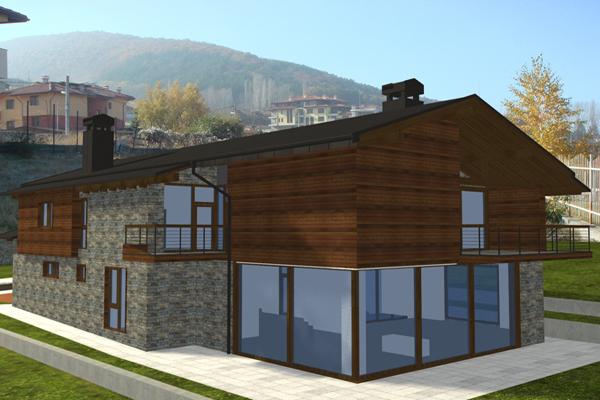House in Lozen